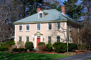 Early american home styles home design and style for Early american house styles