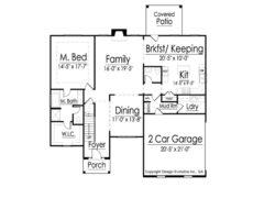 Dudley first floor