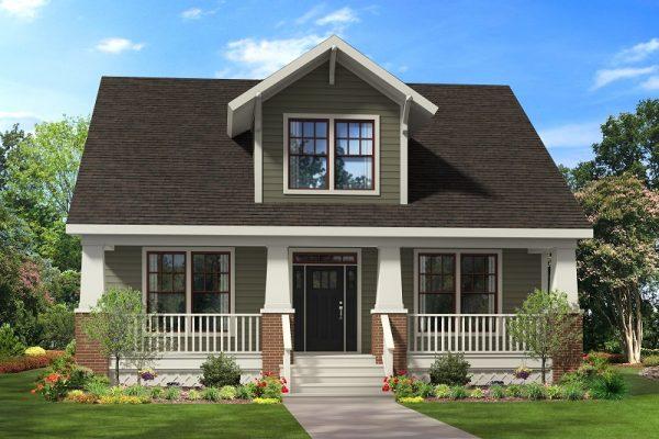 Oakley house plan